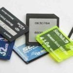 Affiliate-Shop Speicherkarten